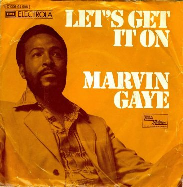 Marvin Gaye Gets It On