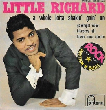 When Little Richard Sang Jerry Lee Lewis