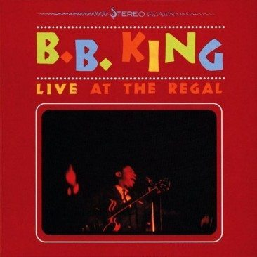 reDiscover 'BB King – Live At The Regal'