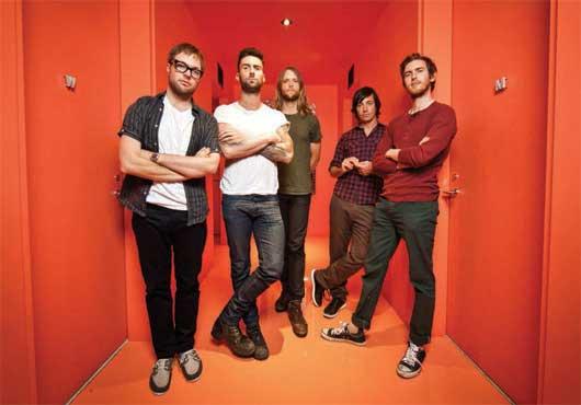Maroon 5 Image