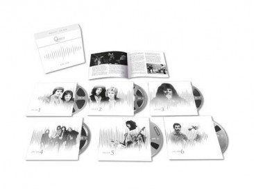 Queen Rule The Airwaves With New Live Box Set