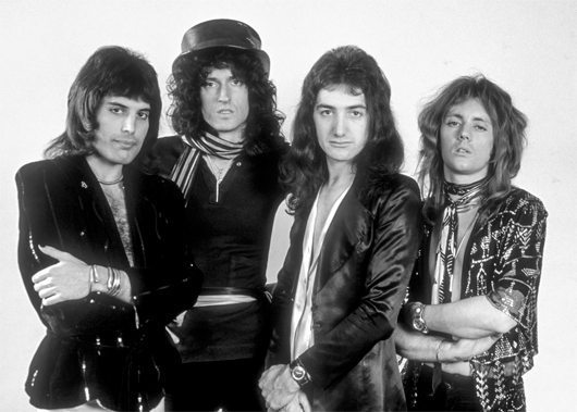 Queen On Air Promo - 530