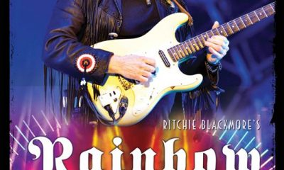 Rainbow Memories In Rock DVD cover - 530