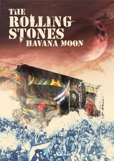 Starz Align for Rolling Stones Doc & Concert Film