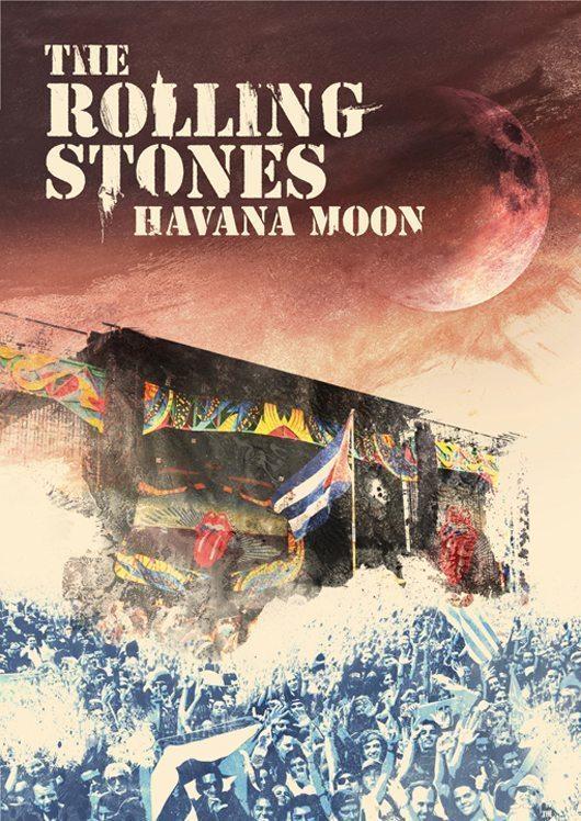 Rolling Stones Havana Moon DVD cover - 530