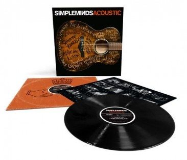 Simple Minds: Alive And Kicking On Acoustic Album