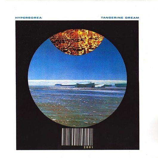 Tangerine Dream Hyperborea Album Cover - 530