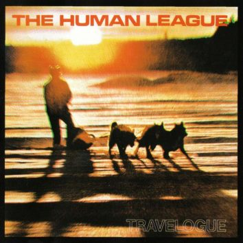 The Human League Travelogue album cover web optimised 820
