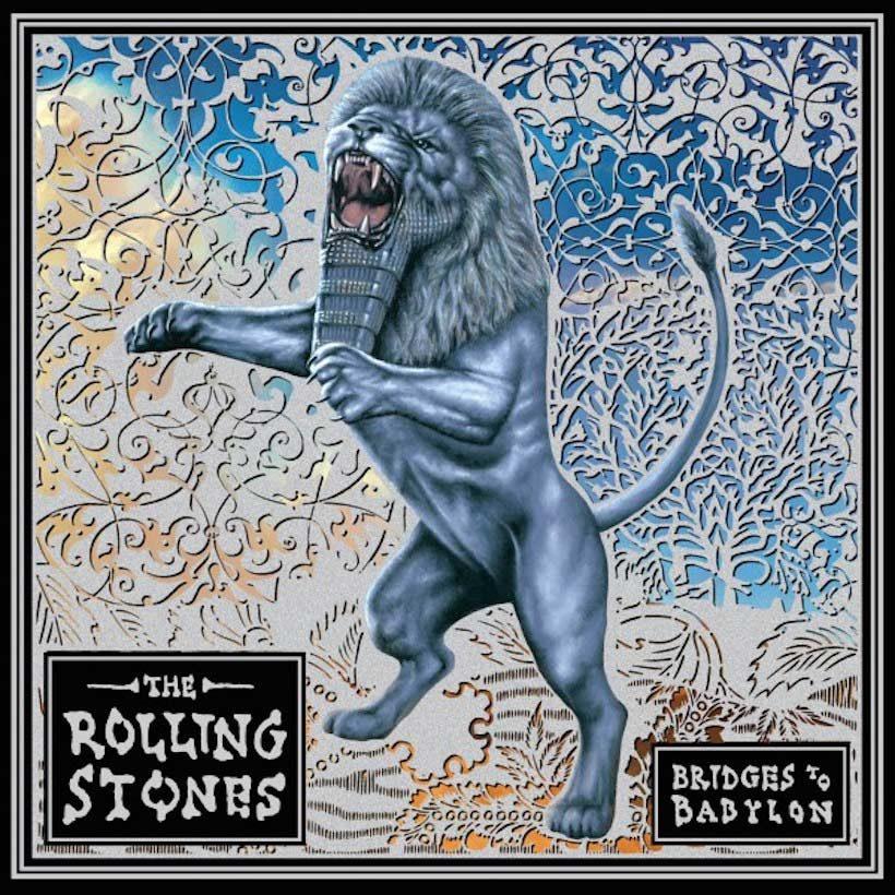 The Rolling Stones Bridges To Babylon