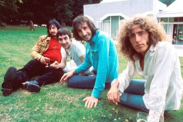 The Who's One Week At The UK Album Summit