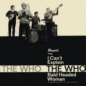 The Who I Can't Explain Debut Singles