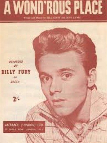 A 'Wondrous' Memory Of Billy Fury