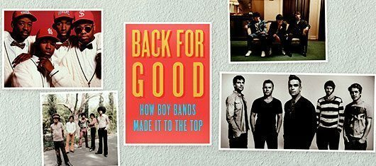 Back For Good: How Boy Bands Made It To The Top