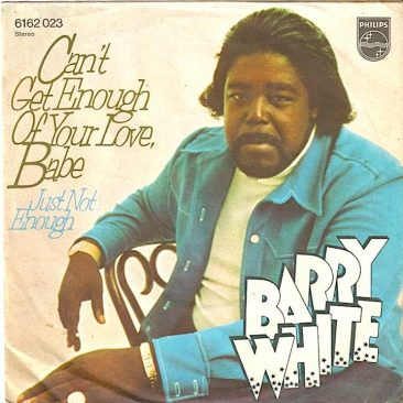 We Couldn't Get Enough Of Barry White