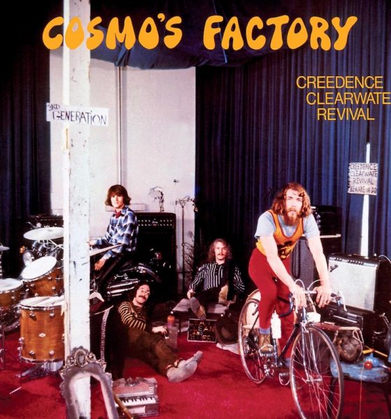 Creedence Clearwater Revival Cosmo's Factory