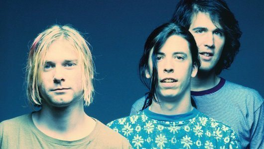 Nirvana Rule America With 'Nevermind'