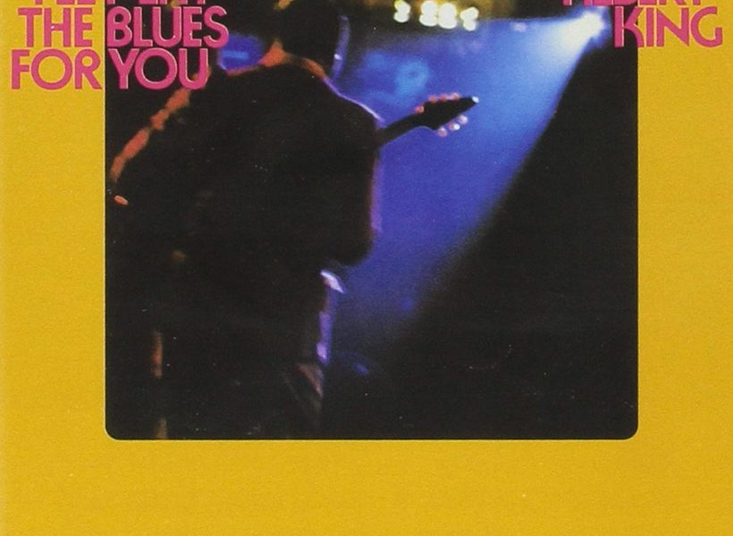 Albert King I'll Play The Blues For You album cover web optimised 820