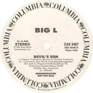 Big L Cover