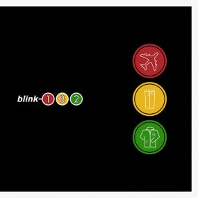 Blink 182 Take Off Your Pants And Jacket album cover 02