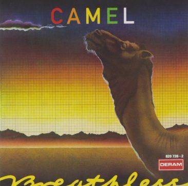 Camel's Breathless Chart Entry