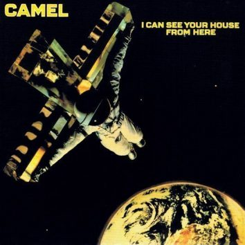 Camel I Can See Your House From Here Album Cover - 530