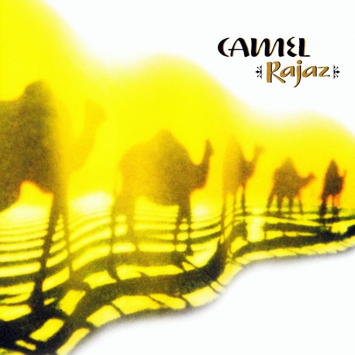 Camel Rajaz Album Cover