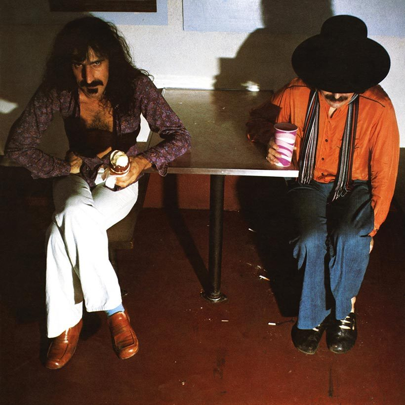 Frank Zappa Captain Beefheart Mothers Bongo Fury album cover web optimised 820