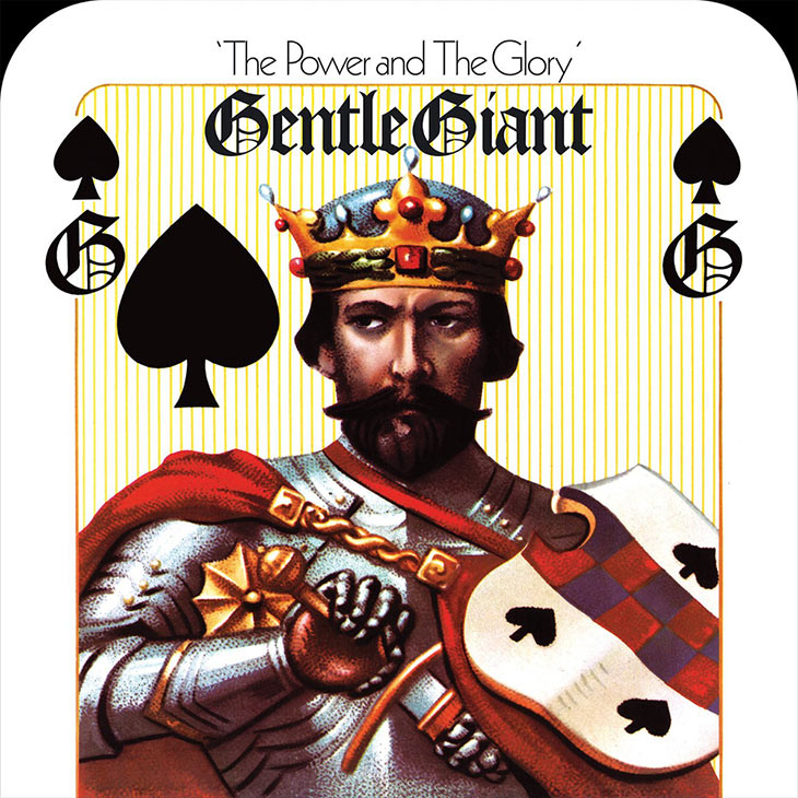 reDiscover Gentle Giant's 'The Power And The Glory'