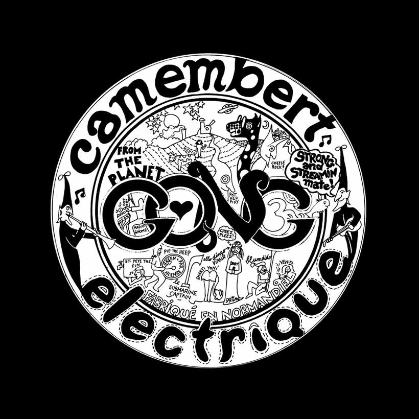 Gong Camembert Electrique album cover web optimised 820