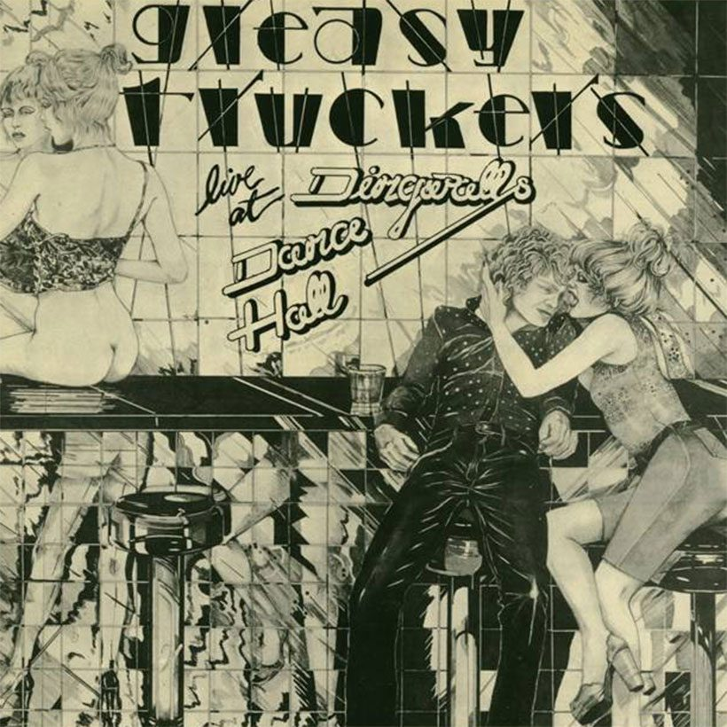 Greasy Truckers Live At Dingwalls Dancehall album cover web optimised 820