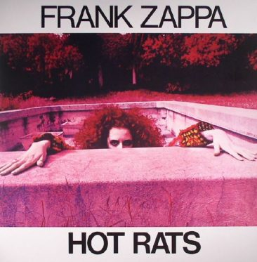 Frank Zappa Catches 'Hot Rats'
