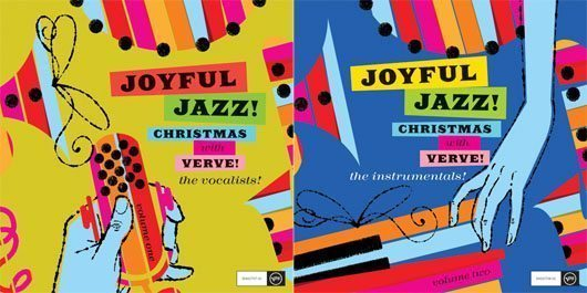 Joyful Jazz - Both Covers - 530