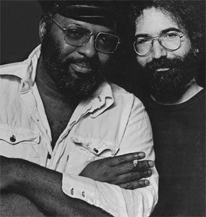 Merl Saunders And Jerry Garcia - 300