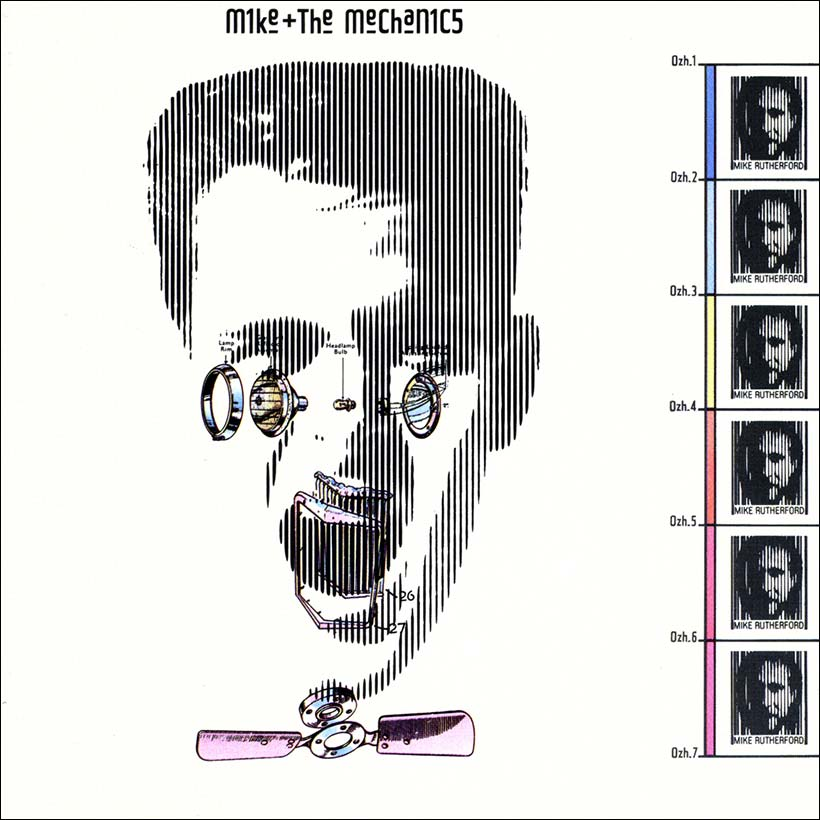 Mike And The Mechanics album cover web optimised 820