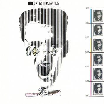 Mike + The Mechanics Debut Album Cover