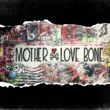 Mother Love Bone - On Earth As It Is - Cover Art