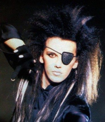 Death Announced Of Pete Burns