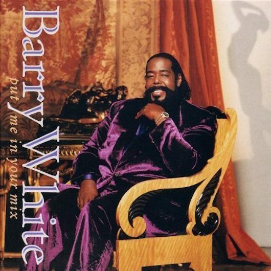 Barry White Mixes With A New Generation