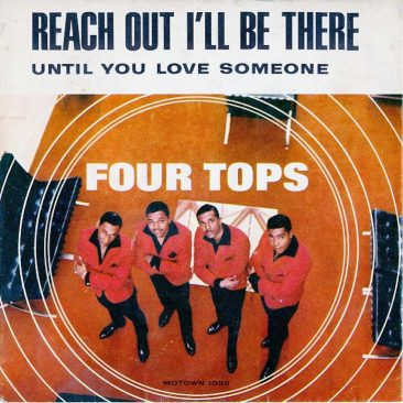 Four Tops, One All-Time Classic