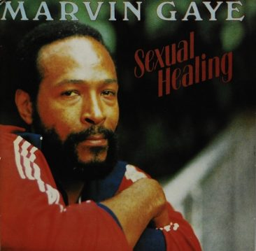 Marvin Gaye Shows His Healing Powers