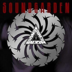 Soundgarden Badmotorfinger 2CD Cover Art