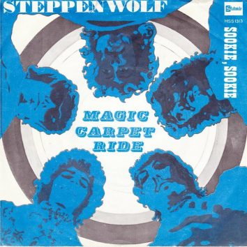 Steppenwolf Magic Carpet Ride