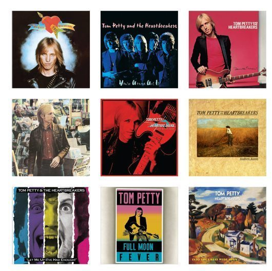 Tom Petty And The Heartbreakers Vinyl Box Sets