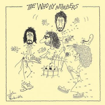 The Who Charting By Numbers