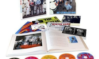 The Who My Generation Super Deluxe 3D Product Shot - 530