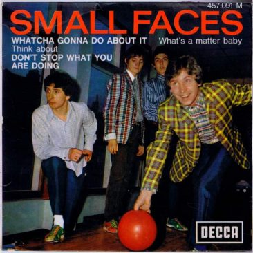 Small Faces Go Mod In The Top 20