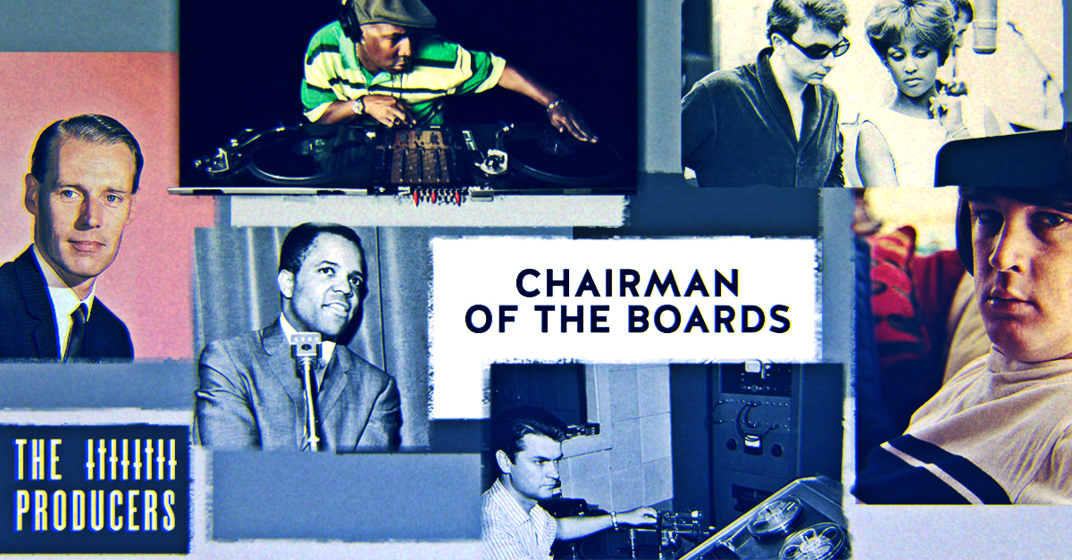 Chairman Of The Board Feature Facebook Image