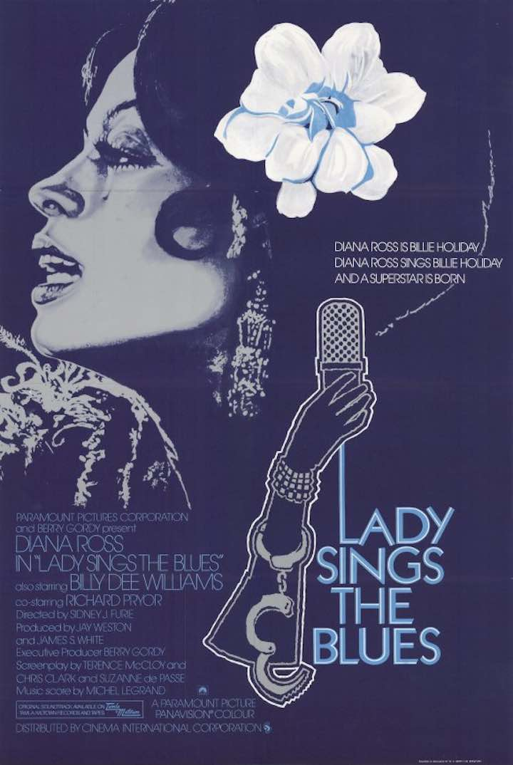 Diana Ross Plays Lady Day