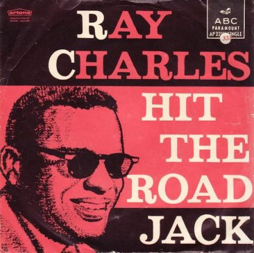 Ray Charles Hits The Union Jack