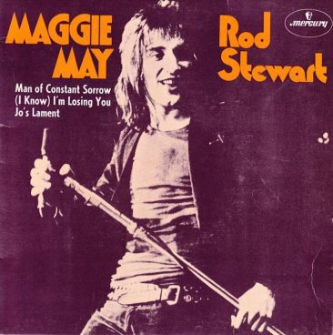 Rod Stewart's Rocky Road To No. 1